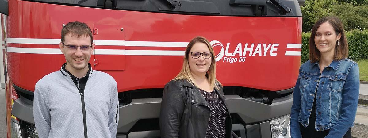 Lahaye Global Logistics Agence De Josselin Equipe