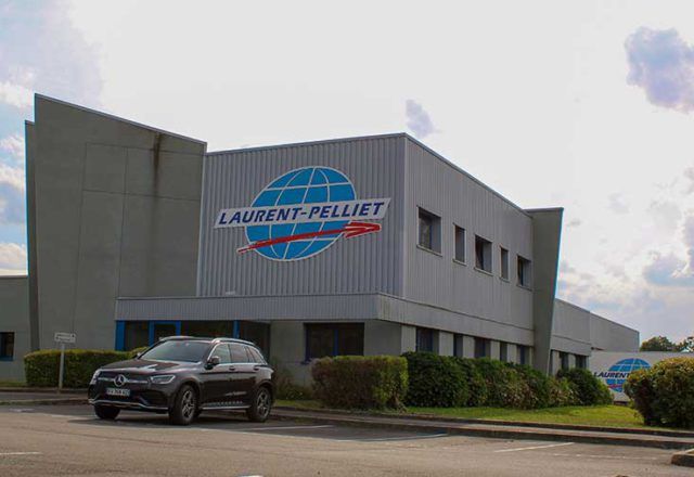 Lahaye Global Logistics Agence Laurent Pelliet Diapo 1