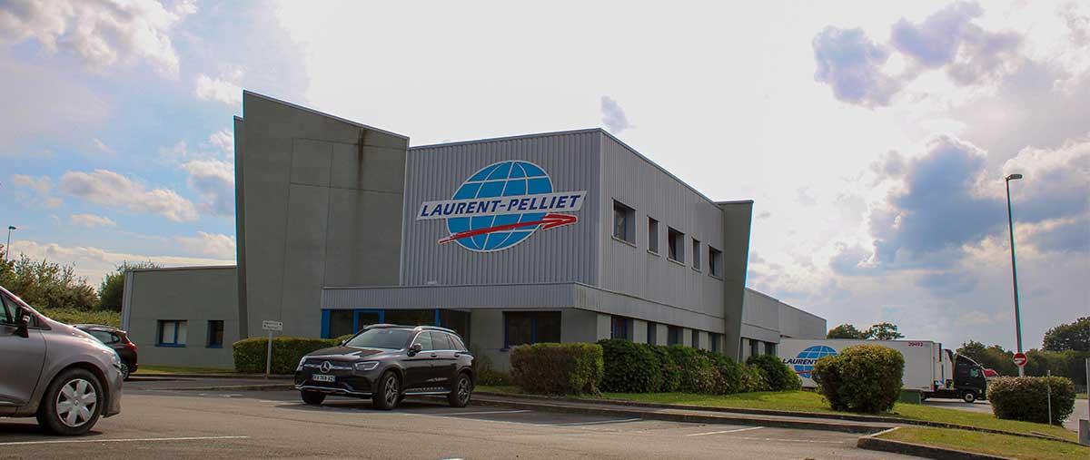Lahaye Global Logistics Agence Laurent Pelliet Diapo 2
