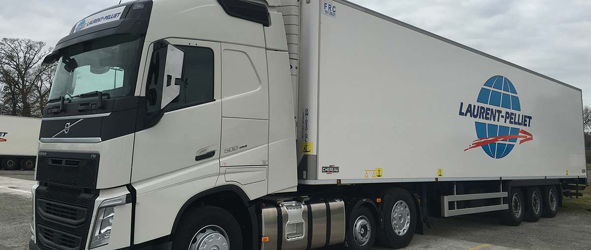 Lahaye Global Logistics Agence Laurent Pelliet Diapo 3