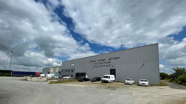 Lahaye Global Logistics Bsl Rejoint Le Groupe