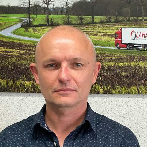 Olivier Cotillard Responsable Agence Josselin
